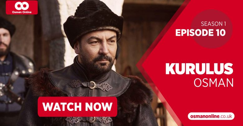 Watch Kurulus Osman Season 1 Episode 10 with English Subtitles