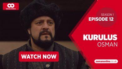 Watch Kurulus Osman Season 1 Episode 12 with English Subtitles
