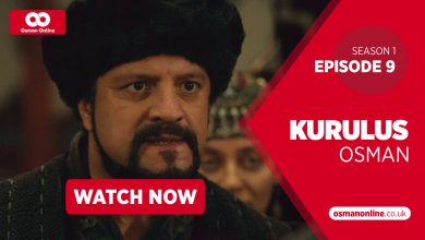 Watch Kurulus Osman Season 1 Episode 9 With English Subtitles