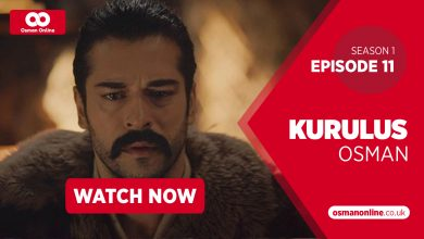 Watch Kurulus Osman Season 1 Episode 11 with English Subtitles