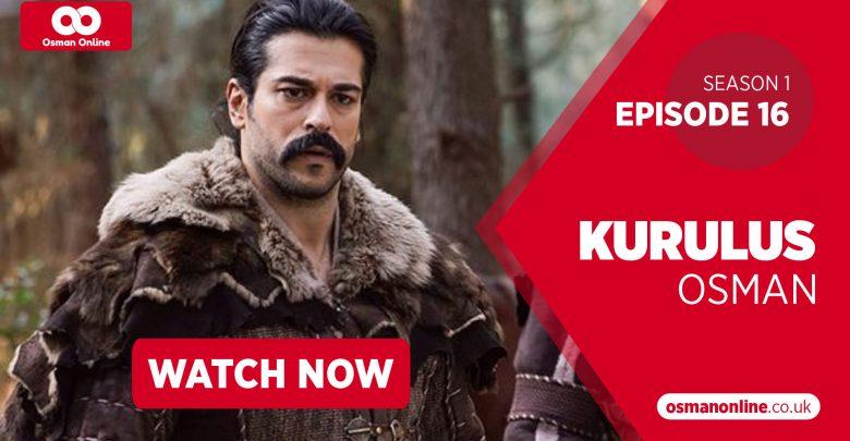 Watch Kurulus Osman Season 1 Episode 16 with English Subtitles