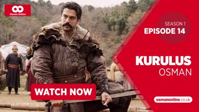 Watch Kurulus Osman Season 1 Episode 14 with English Subtitles