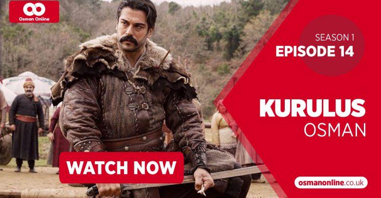 Watch Kurulus Osman Season 1 Episode 14 with English Subtitles