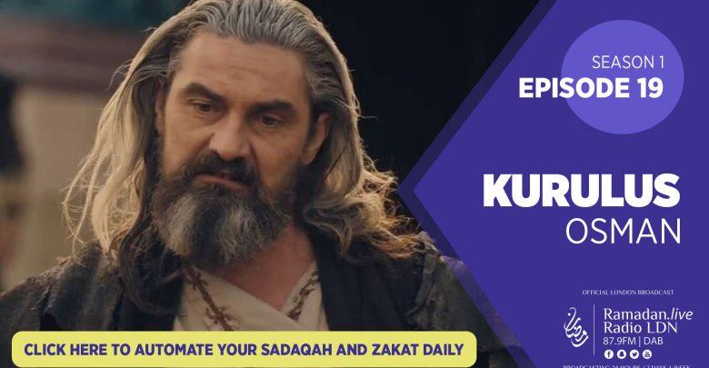 Watch Kurulus Osman Season 1 Episode 19 wih English Subtitles