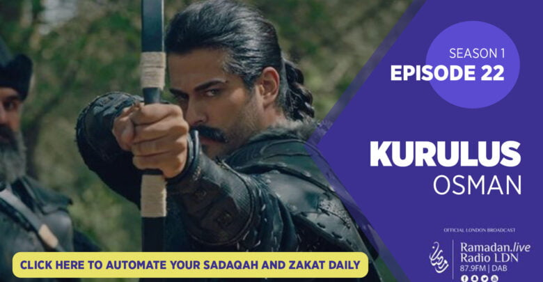 watch kurulus osman season 1 episode 22 with english subtitles