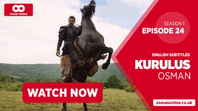 Watch Kurulus Osman Season 1 Episode 24 with English Subtitles