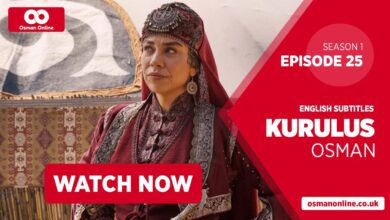 Watch Kurulus Osman Season 1 Episode 25 with English Subtitles