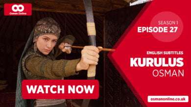 Photo of Watch Kurulus Osman Season 1 Episode 27 with English Subtitles