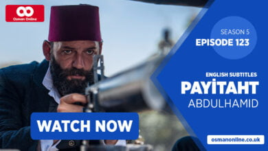 Photo of Watch Payitaht: Abdülhamid Episode 123 with English Subtitles