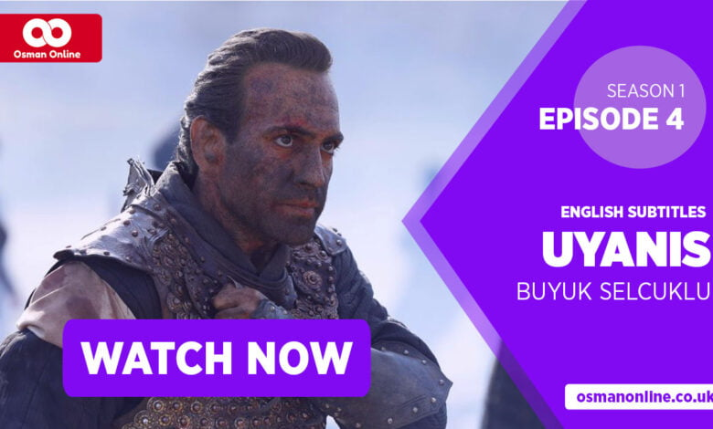 Watch Uyanis Buyuk Secuklu Seasone 1 Episode 4 with English Subtitles