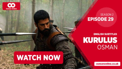 Watch Kurulus Osman Season 2 Episode 29 with English Subtitles