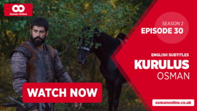Photo of Watch Kurulus Osman Season 2 Episode 30 with Urdu Subtitles
