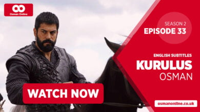 Watch Kurulus Osman Season 2 Episode 33 with English Subtitles