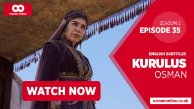 Photo of Watch Kurulus Osman Season 2 Episode 35 with Urdu Subtitles