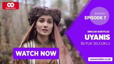Photo of Watch Uyanis Buyuk Selcuklu Season 1 Episode 7 with English Subtitles