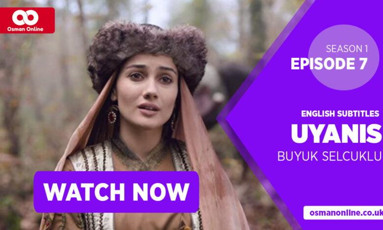Watch Uyanis Buyuk Selcuklu with English Subtitles