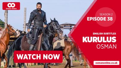 Watch Kurulus Osman Season 2 Episode 38 with English Subtitles