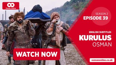 Photo of Watch Kurulus Osman Season 2 Episode 12 with English Subtitles – SAMSUNG TV