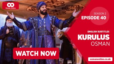 Watch Kurulus Osman Season 2 Episode 40 with English Subtitles