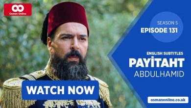 Photo of Watch Payitaht: Abdülhamid Episode 131 with English Subtitles