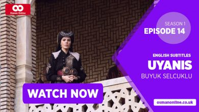 Watch Uyanis Buyuk Selcuklu Season 1 Episode 14 with English Subtitles