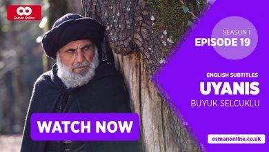Watch Uyanis Buyuk Selcuklu Season 1 Episode 19 with English Subtitles