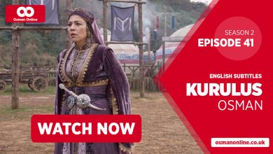 Photo of Watch Kurulus Osman Season 2 Episode 14 with English Subtitles – SAMSUNG TV