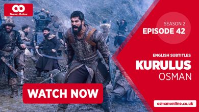 Watch Kurulus Osman Season 2 Episode 42 with English Subtitles