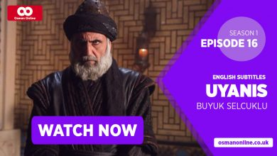 Watch Uyanis Season 1 Episode 16 with English Subtitles