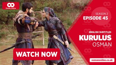 Photo of Watch Kurulus Osman Season 2 Episode 45 with Bangla Subtitles