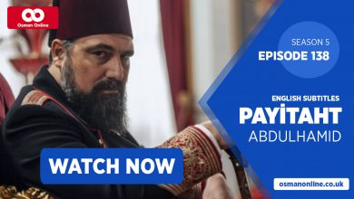 Watch Payitaht: Abdülhamid Episode 138 with English Subtitles
