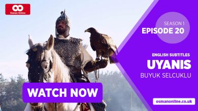 Photo of Watch Uyanis Buyuk Selcuklu Season 1 Episode 20 with English Subtitles