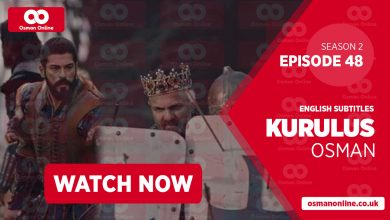 Watch Kurulus Osman Season 2 Episode 48 with English Subtitles