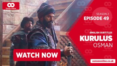 Watch Kurulus Osman Season 2 Episode 49 with English Subtitles