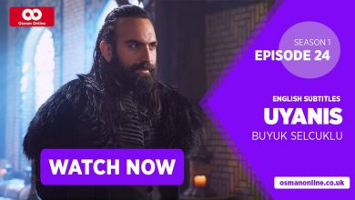 Watch Uyanis Buyuk Selcuklu Season 1 Episode 24 with English Subtitles