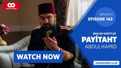 Watch Payitaht: Abdülhamid Episode 142 with English Subtitles