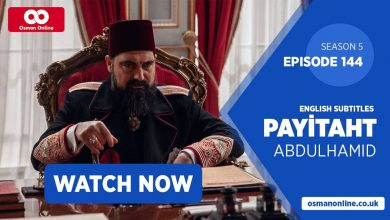 Watch Payitaht: Abdülhamid Episode 144 with English Subtitles