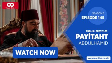 Watch Payitaht: Abdülhamid Episode 145 with English Subtitles