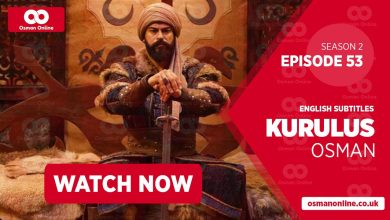 Watch Kurulus Osman Season 2 Episode 53 with English Subtitles