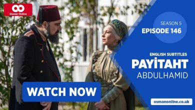 Watch Payitaht: Abdülhamid Episode 146 with English Subtitles
