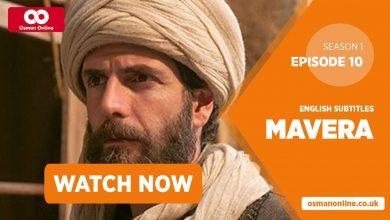 Watch Mavera Season 1 Episode 10 with English Subtitles