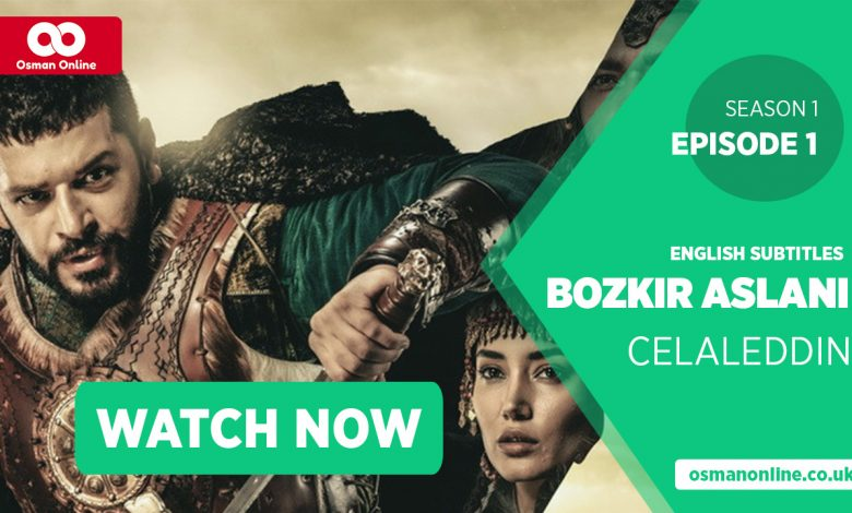 Watch Bozkir Aslani Celaleddin Season 1 Episode 1 with English Subtitles
