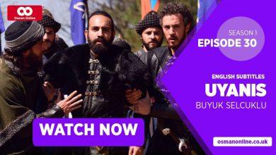 Watch Uyanis Buyuk Selcuklu Season 1 Episode 30 with English Subtitles