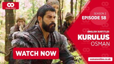 Watch Kurulus Osman Season 2 Episode 58 with English Subtitles