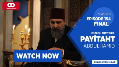 Watch Payitaht: Abdülhamid Episode 154 with English Subtitles