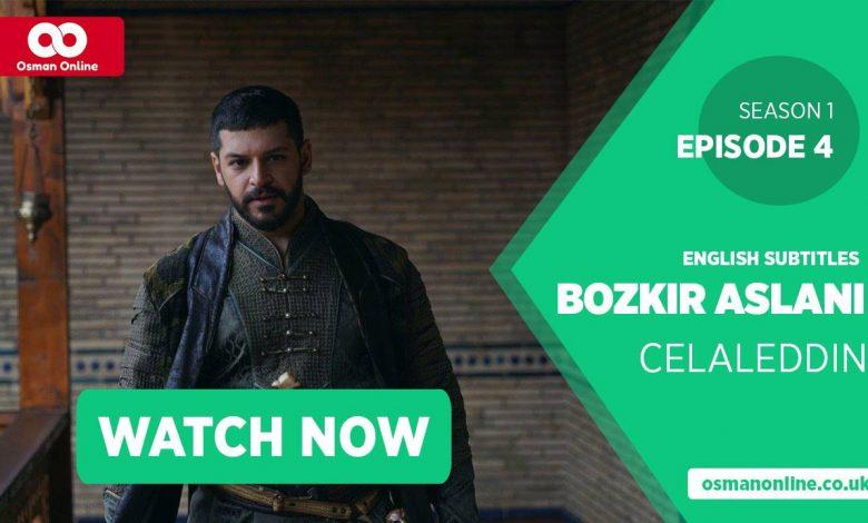 Watch Bozkir Aslani Celaleddin Season 1 Episode 4 with English Subtitles