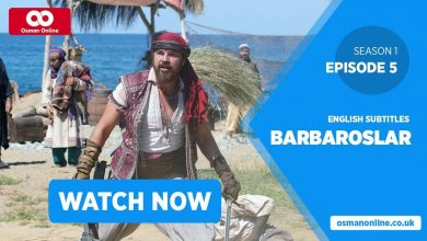 Watch Barbaroslar Season 1 Episode 5 with English Subtitles