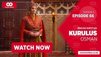 Kurulus Osman Season 3 Episode 66