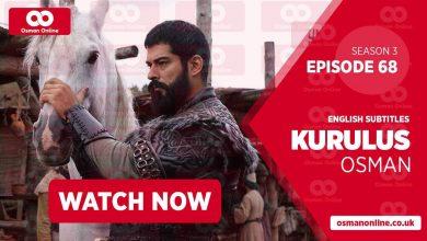Kurulus Osman Season 3 Episode 68